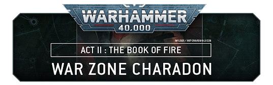 WarZone Charadon Acto II Libro del Fuego