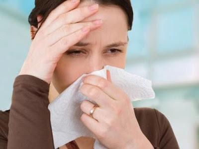 Sản phẩm nước hoa có chứa thành phần gây dị ứng