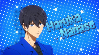 Hellominju.com: Free! (フリー) ハイ☆スピード!| 岩鳶高校水泳部 七瀬遙(CV:島﨑信長) | Iwatobi High School | Nanase Haruka | Hello Anime !