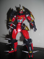 Super Robot Chogokin Gurren Lagann Drill Set of Manliness 03
