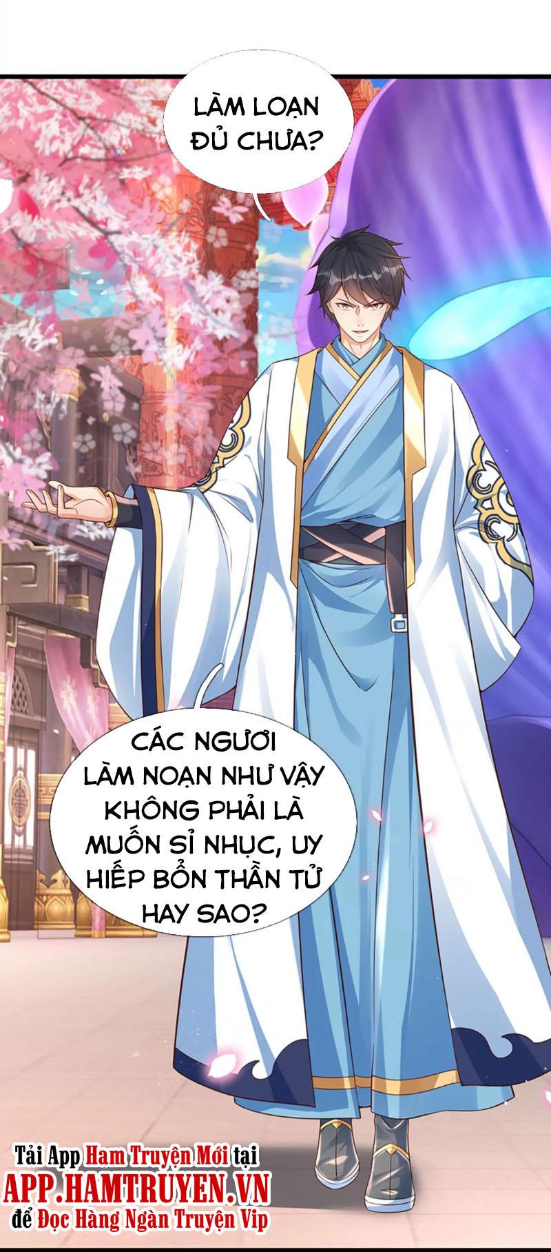 Bắt Đầu Với Chí Tôn Đan Điền Chương 56 - Vcomic.net