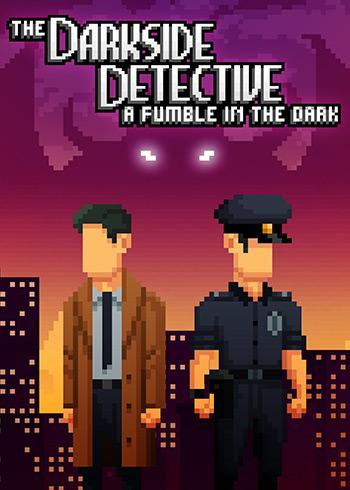 تحميل لعبة The Darkside Detective A Fumble in the Dark