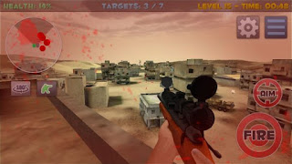 Sniper Commando Assassin 3D Apk v1.00 Mod