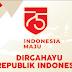HUT RI 75 - Indonesia Maju