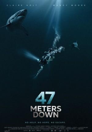 SINOPSIS 47 Meters Down (2017)