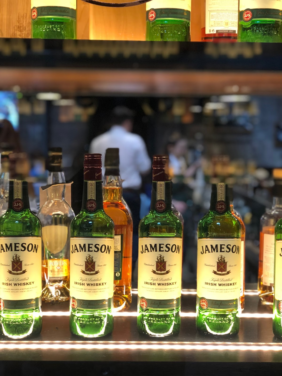 What to do in Dublin, Distillery in Dublin