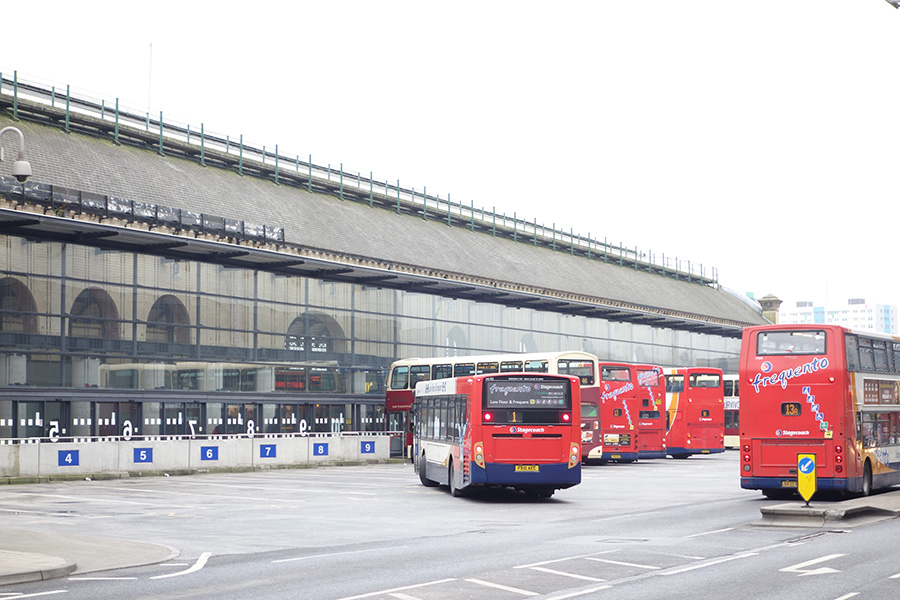 Jones The Planner Bus Spotting Or Why Buses Are Important
