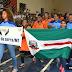 Delegação da escola Raio de Sol representa Tangará na fase regional das Olimpíadas das Apaes