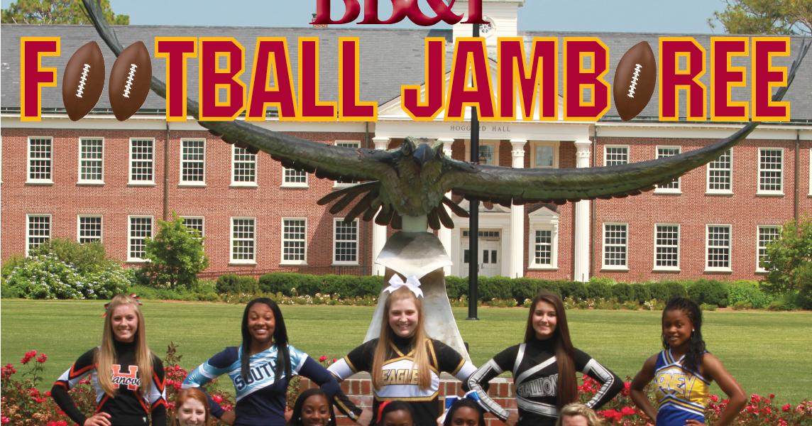 Bb T To Sponsor 26th Annual Football Jamboree Fundraiser Carolina