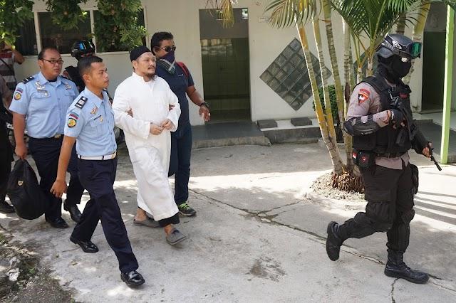 Kesaksian Bertemu Freddy Budiman di Lapas Nusakambangan