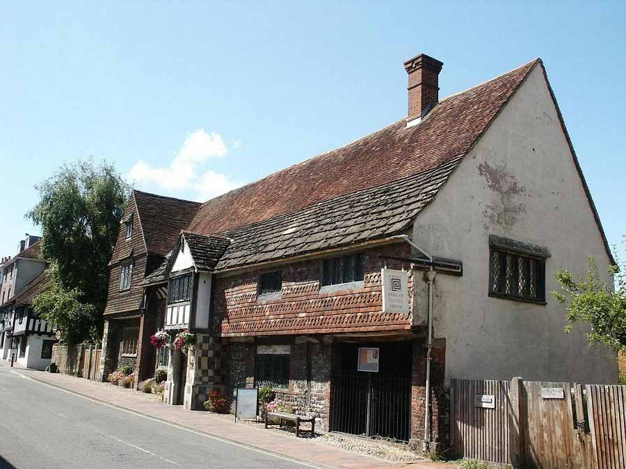 Anne of Cleves House Pictures