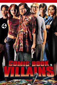 Watch Comic Book Villains Online Free in HD