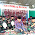 Satgas TNI Yonif 413  Tampilkan Kolaborasi Musik Hadrah Bersama Masyarakat Perbatasan RI-PNG
