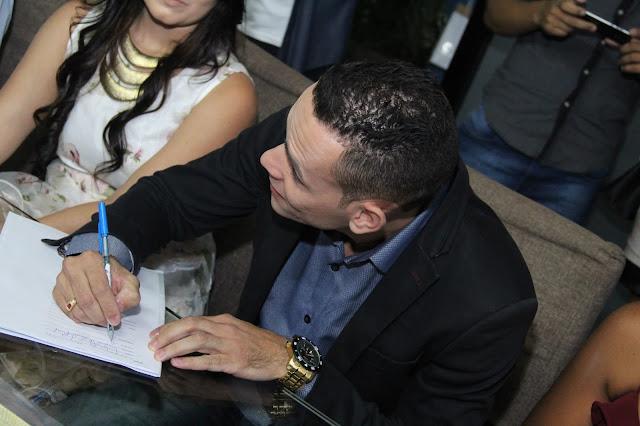 assinatura do noivo casamento civil