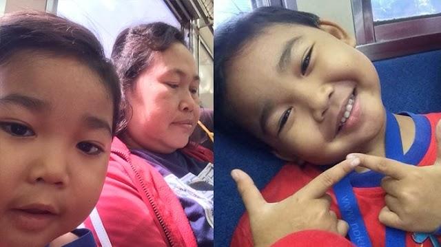 Alif Hidayat, Bocah yang Hidup Dengan Neneknya Tetap Tersenyum Walau Sahur Pakai Nasi Garam & Buka Hanya Dengan Minum Air Putih