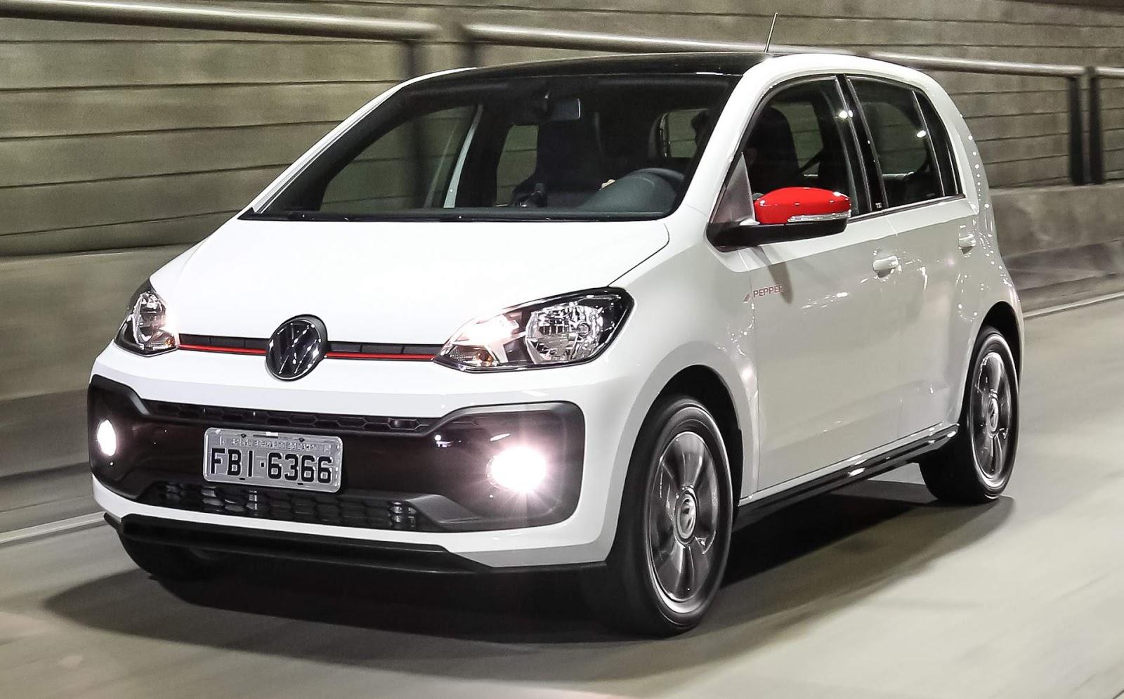 Up Tsi Cross E Pepper 2019 Tem Piloto Automatico Precos Car