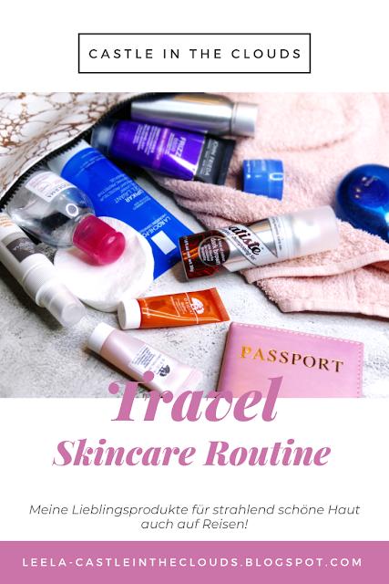 Travel Essentials Pinterest