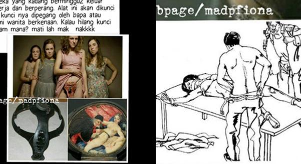 10 FOTO: JIJIK & ZALIM ! Inilah 10 Hukuman Paling Zalim Yg Pernah Dilakukan Pada Kaum Wanita. No 10 Tu Paling TAK MASUK AKAL !