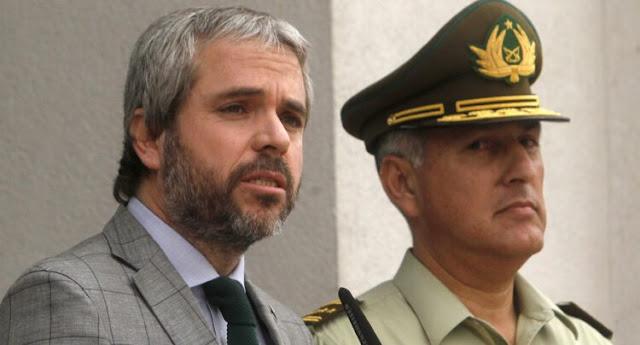 Avanza recurso contra Blumel y General Rozas por uso indiscriminado de balines durante protestas sociales