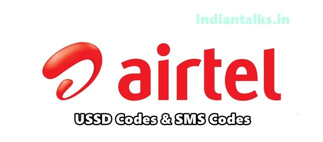 Airtel-codes