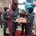 DANLANTAMAL II BUAT KEJUTAN UNTUK POLRI PADA HUT BHAYANGKARA KE 74