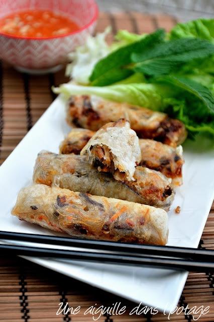 nem-crevette-porc-cuisine asiatique