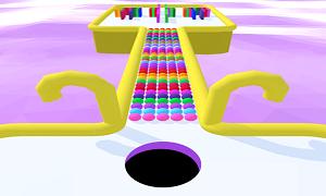 تنزيل لعبه Color Hole 3D مهكره للاندرويد