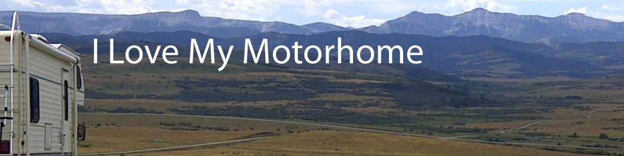 I Love My Motorhome: Motorhome Specifications