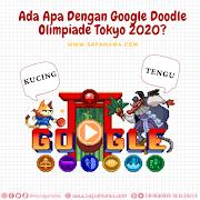 Ada Apa Dengan Google Doodle Olimpiade Tokyo 2020?