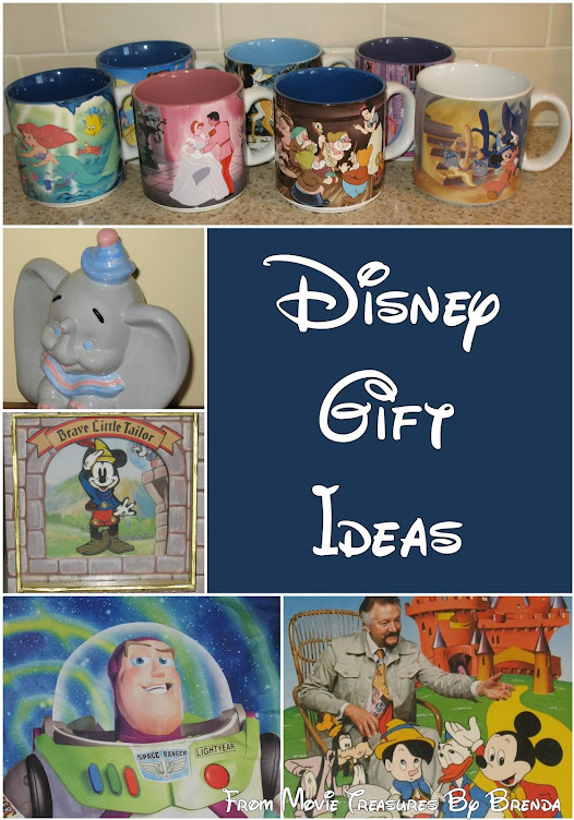 On this page, discover a few interesting Disney gift ideas for your Disney collector!