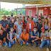 Agente de Saúde participa de ação de saúde em comunidade de Brasiléia
