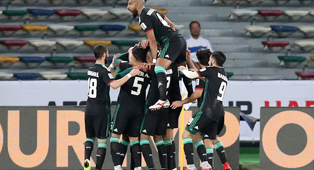 مباراة الامارات قيرغستان