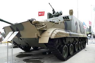 Ranpur Amfibi BT-3F APC