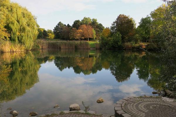 حديقة كوربارك أوبر لا