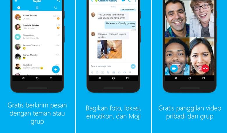 Nih 10 Aplikasi Video Call Untuk Android Terbaik Gratis
