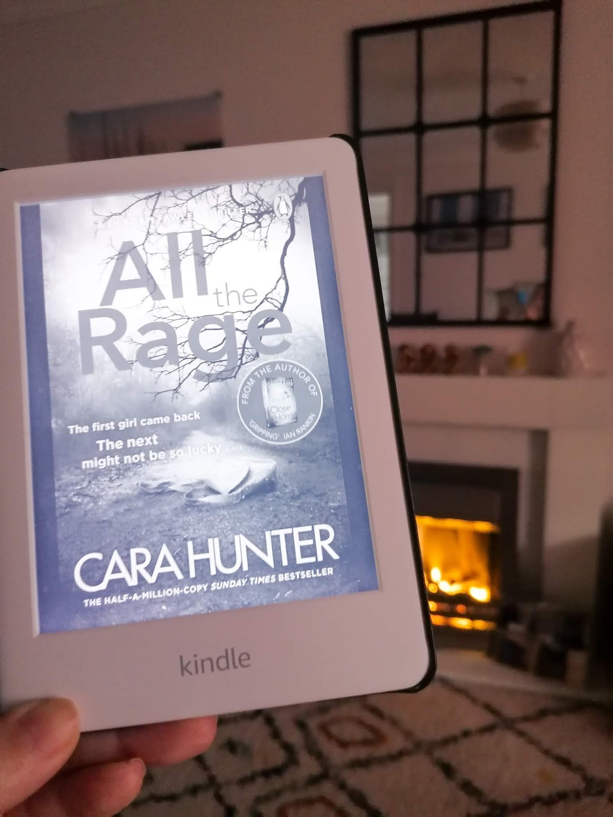 All the rage - Cara Hunter review
