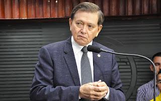 Assembleia lamenta morte e decreta luto de sete dias pelo falecimento do deputado João Henrique