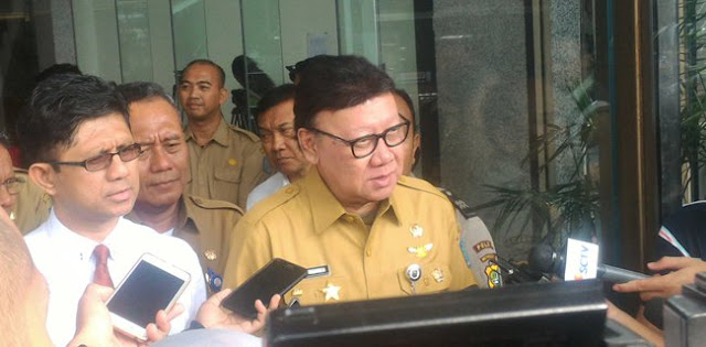 Kontroversi Plt Gubernur, Tjahjo Serahkan Ke Wiranto