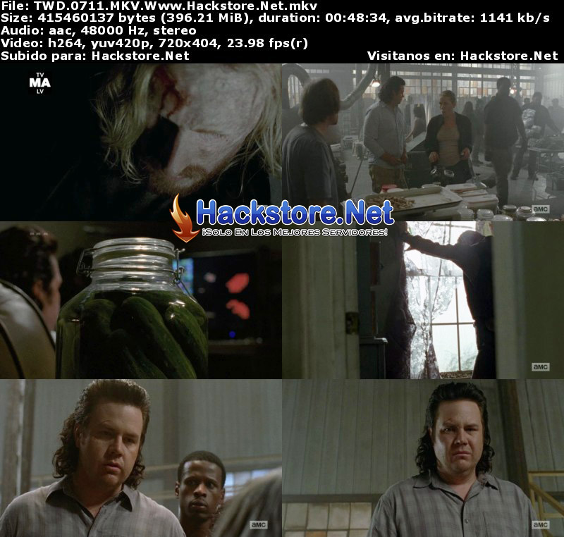 "Capturas de The Walking Dead 7×11 ""Hostiles and Calamities"""