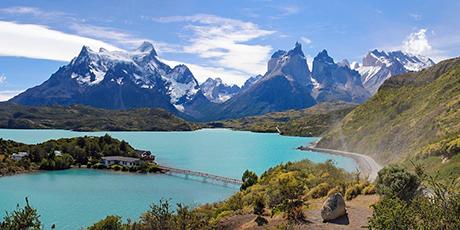 Aluguel de carrona região dos Lagos Andinos, no Chile