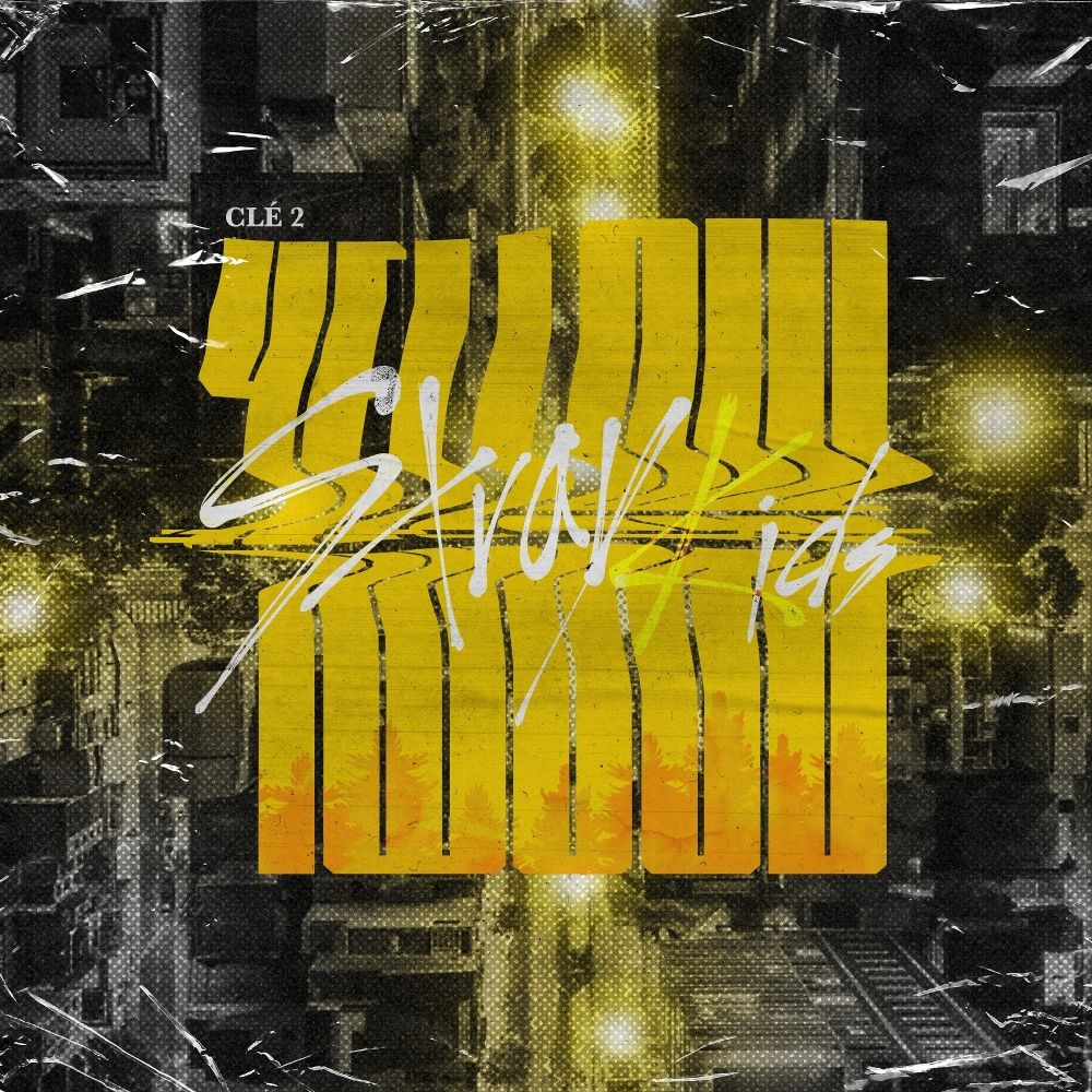 Stray Kids – Clé 2 : Yellow Wood – EP