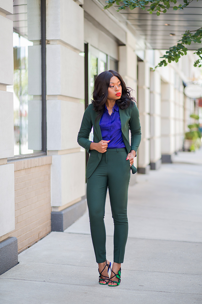 fall work suit, www.jadore-fashion.com