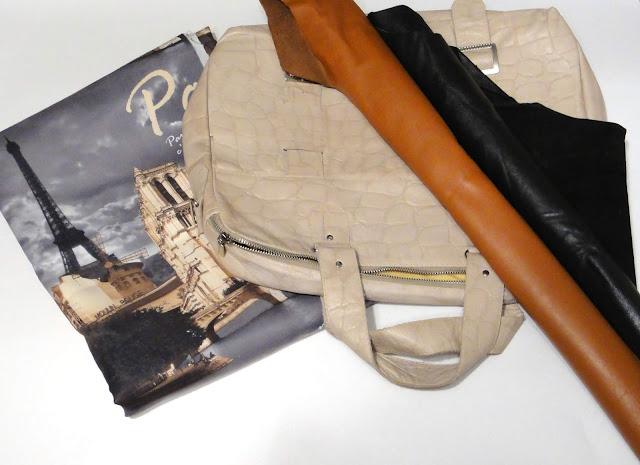 Большая сумка с карманами из натуральной кожи. Авторская натуральная сумка на заказ