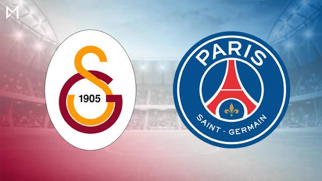 موعد مباراة باريس سان جيرمان وجلطة سراي والقنوات الناقلة