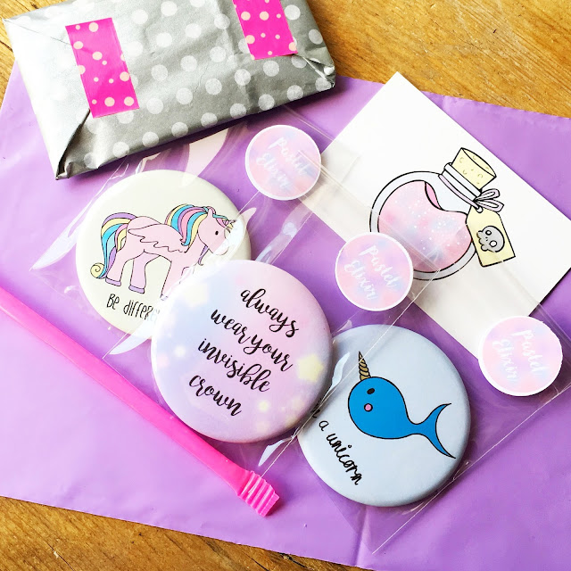 cute illustrated gifts pastel elixir