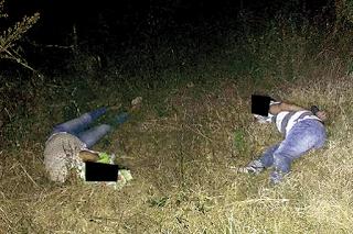 Dos ejecutados en Tihuatlan Veracruz