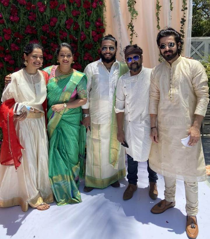 Arav Nafeez and Raahei wedding