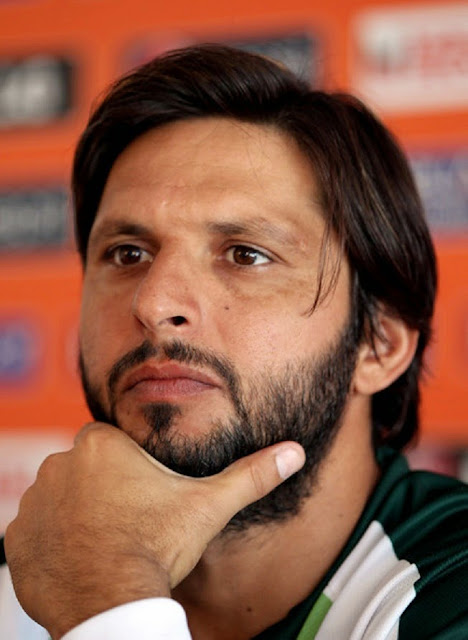 Shahid Afridi Hd Wallpapers Download