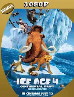 La era de hielo (Ice Age) 1-2-3-4-5 REMUX [1080p] Latino [GoogleDrive] PGD