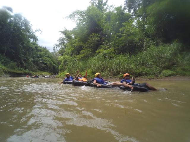 River Tubing Topongeli